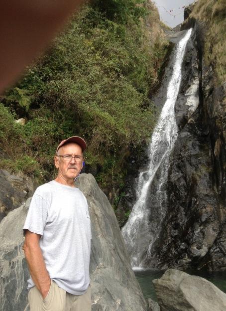 Bhagdu waterfall