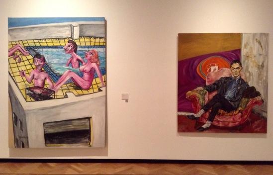 Argentina modern Art @ MALBA Museum