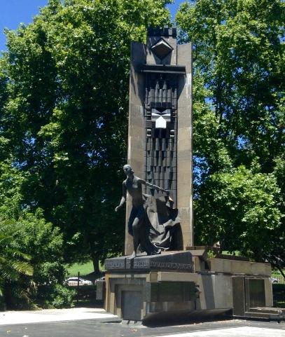 Eva Peron Monument