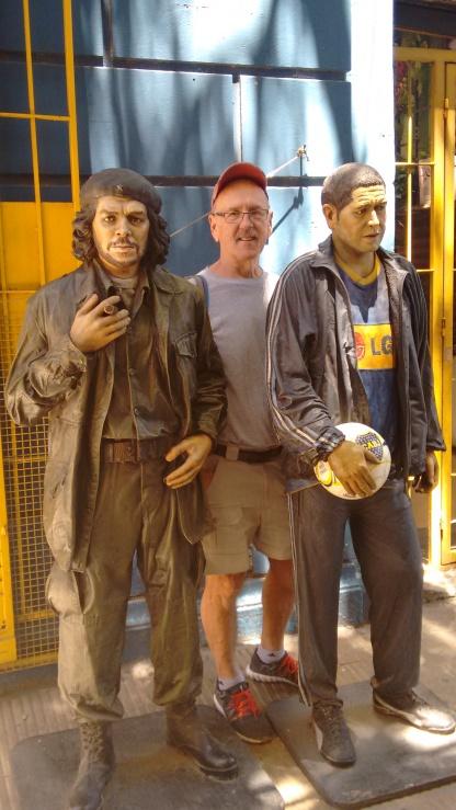 Che, Bob & Messi