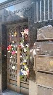 Evita's crypt