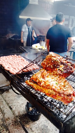 Barbecue time