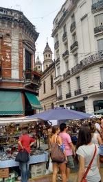 Sunday market San Telmo
