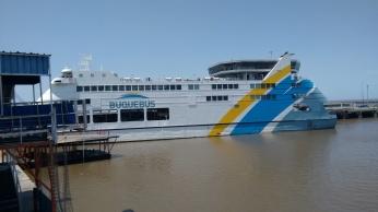 slow boat to Uruguay
