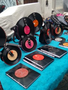 Recycled records