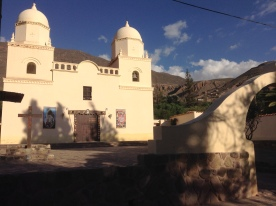 TilcAra Adobe church