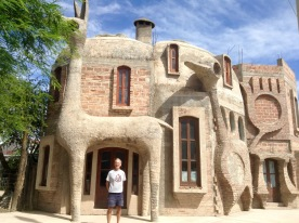 Funky Cafychate house