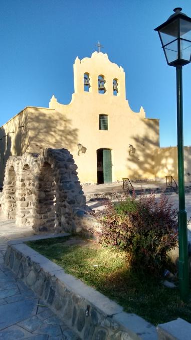 Santa Rosa church