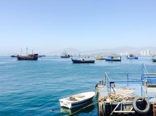 Coquimbo port