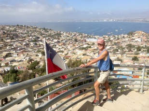 View of Coquimbo & La Serena