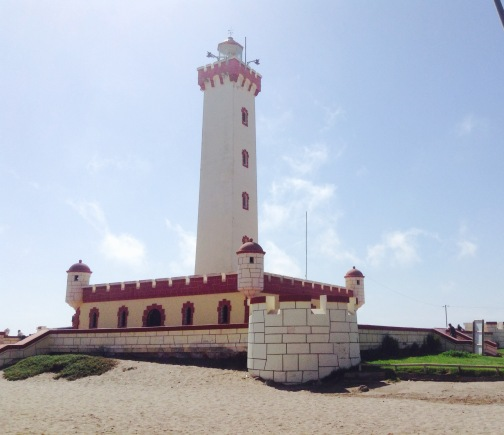 La Serena lighthouse