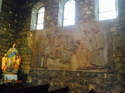Carrot San Cristobal church