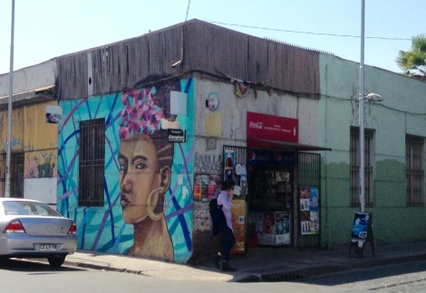 Barrio Yungay