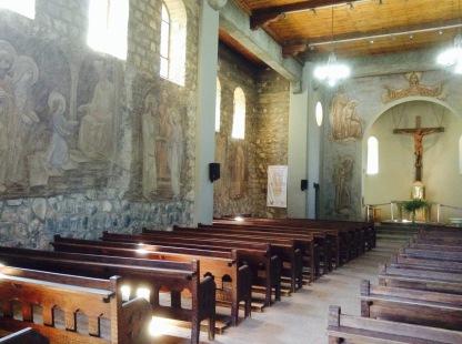 Cerro San Cristobal Church