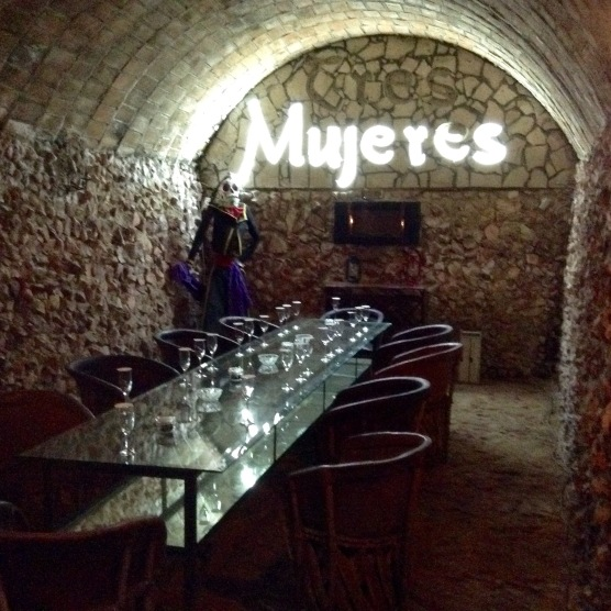 Tasting room Tres Mujeres