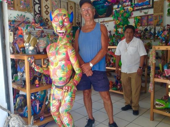 alebrijes folk art