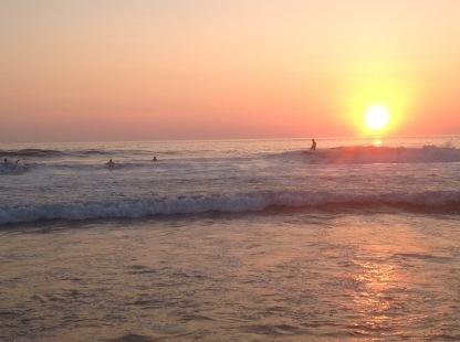 Surfers-Playa Zicatela, Puerto Escondito