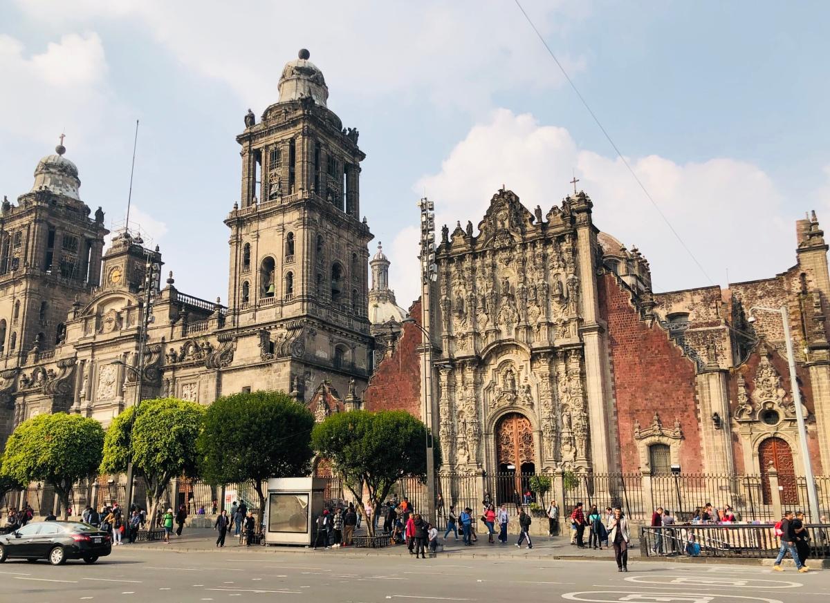 Bienvenidos from Mexico