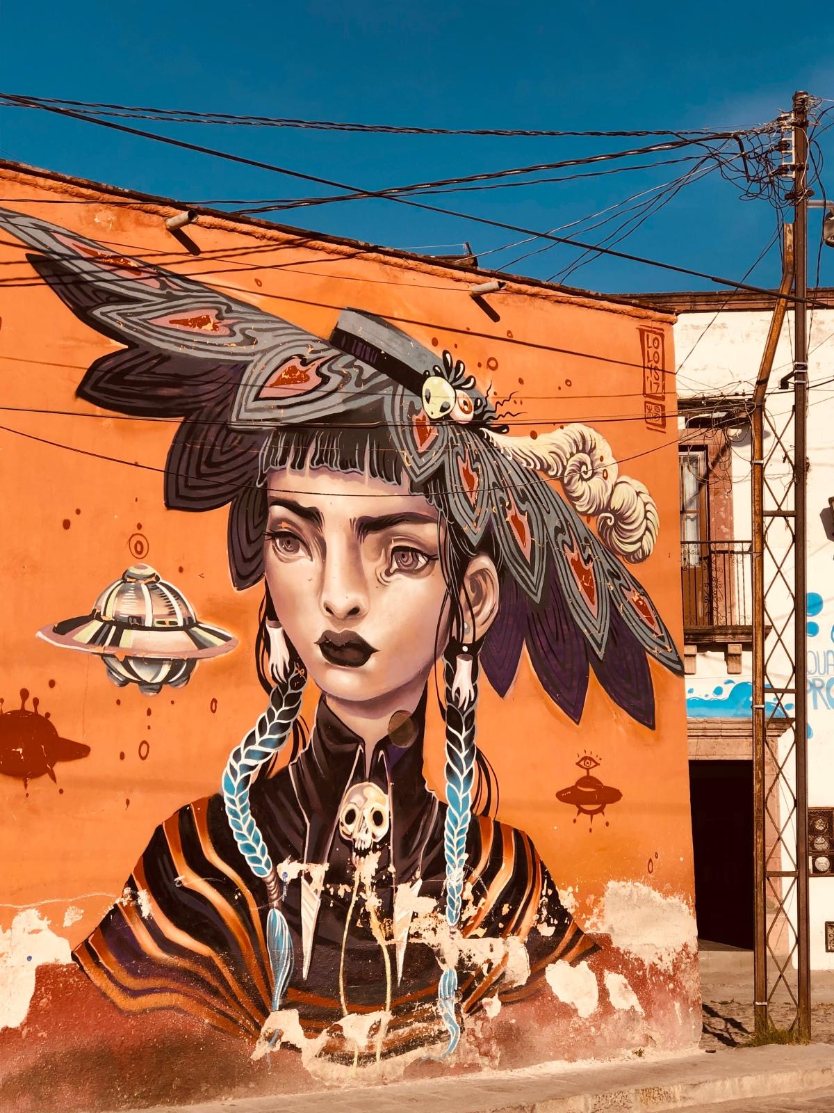 Muros en Blanco (Blank Walls) Project– San Miguel deAllende