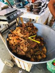 Deep fried pork fat! 🤢
