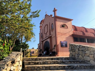 Cruciceta church